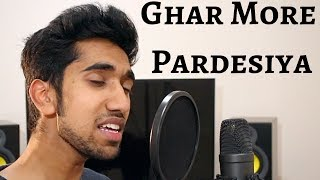 Ghar More Pardesiya | Kalank (Cover) | Shreya Goshal | FULL SONG