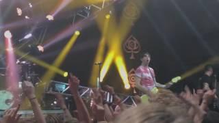 All Time Low - Cinderblock Garden (Live @ Cambridge Corn Exchange 14/03/17)