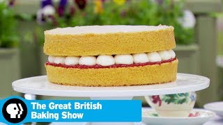 THE GREAT BRITISH BAKING SHOW | How to Bake a Victoria Sandwich | PBS