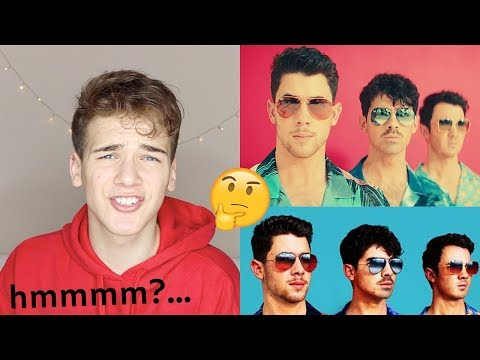 Jonas Brothers - Cool (REACTION!) Music Video + Audio