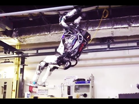 Watch This Back-Flipping Robot
