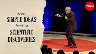 How simple ideas lead to scientific discoveries - Adam Savage