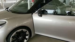 Прототип таинственной модели Toyota La Coupe оказался настоящим