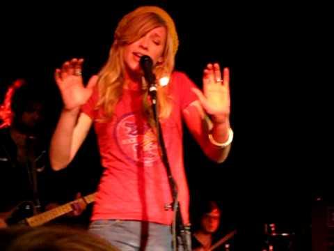 Brooke White - When We Were One - The Bottleneck - Lawrence, KS - 9/29/09