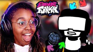 Friday Night Funkin' Week 7 TANK-MAN REACTION   Onyx Squad Gaming Highlights