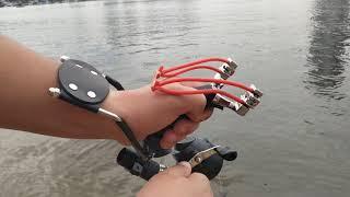Рогатка для рыбалки и охоты