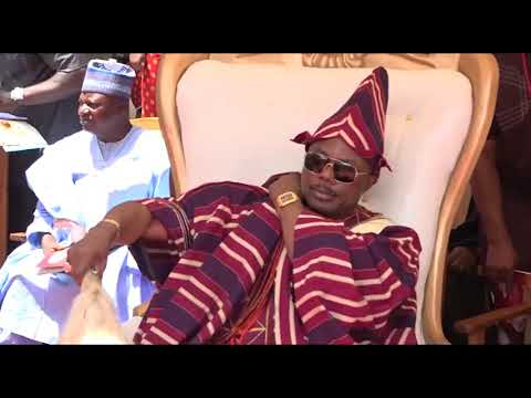 Ewi of Ado Honours Obiano and Wife Chieftancy Titles in Ado Ekiti