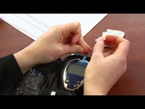 Standards Insulin Blutuntersuchungen bei Kindern