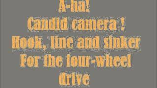 Pentatonix - Aha! With lyrics (Imogen Heap Cover)