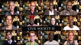 Thumbnail for Civil Society Is