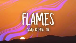 David Guetta - Flames feat. Sia Tłumaczenie PL