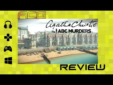 Agatha Christie: The ABC Murders Review - YouTube video thumbnail