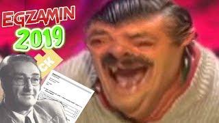 Egzamin Gimnazjalny 2019 Przeróbka