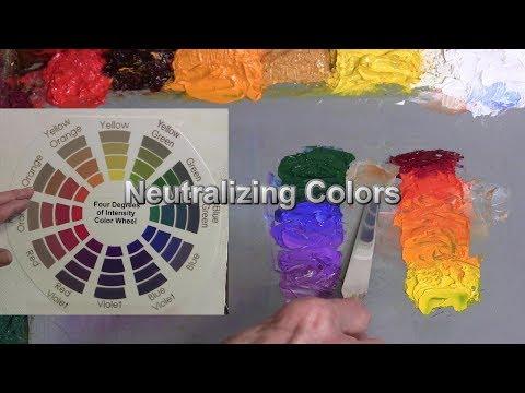 Quick Tip 203 - Neutralizing Colors