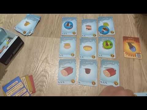 Настольная игра Тараканы в холодильнике / Правила игры / Играем с ребенком