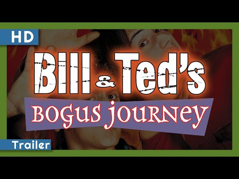 Bill & Ted's Bogus Journey Movie Trailer