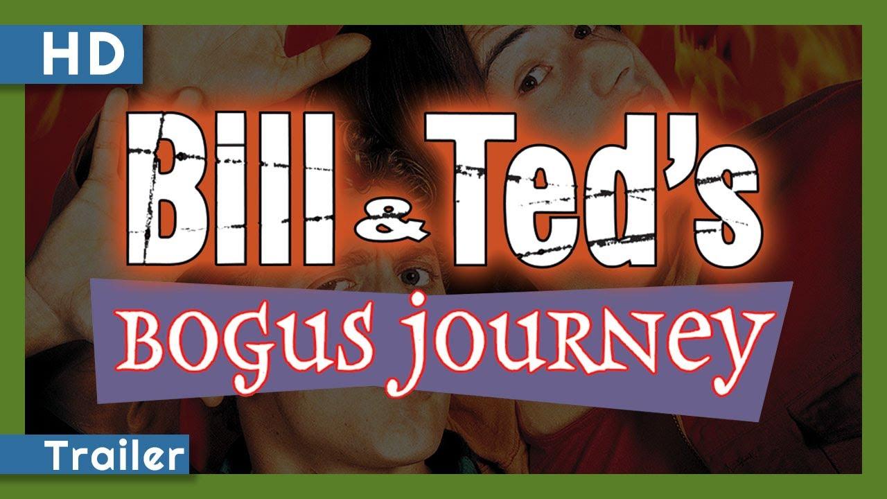 Video trailer för Bill & Ted's Bogus Journey (1991) Trailer