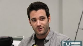 "Сериал ""Стрела"", Colin Donnell Interview - Arrow (CW)"