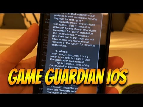 Game Guardian Download | How To Download Game Guardian For iOS (2020)