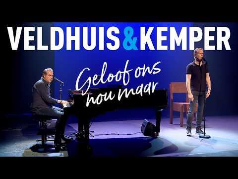 Cabaretduo Veldhuis & Kemper komt met persoonlijke voorstelling naar Dronten
