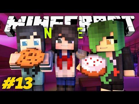 Yandere High School Yandere S Slumber Party S1 Ep 13 Minecraft