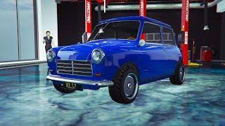 Обзор автомобиля: Weeny Issi Classic. Дед бы не разглядел. GTA Online.
