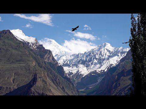 Hunza, Gilgit-Baltistan, Pakistan in 4K Ultra HD