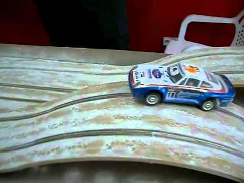 Desert Offroad Slot Car Track