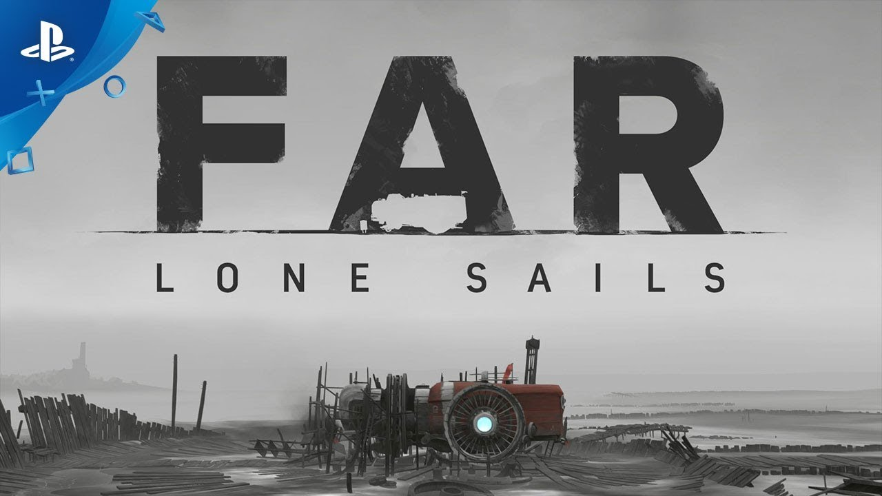 Far: Lone Sails Launches on PS4 April 2