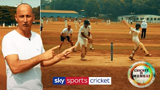 Playing cricket on Mumbai's maidans! | Cricket in Mumbai | Episode 1