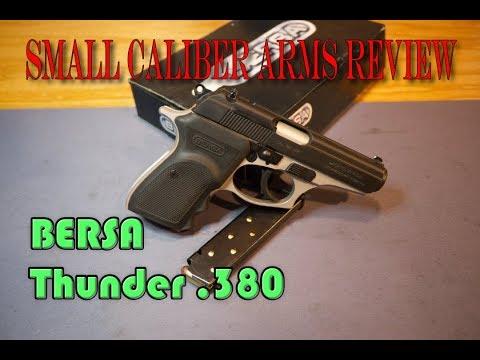 Bersa Thunder 380 смотреть онлайн видео в отличном качестве