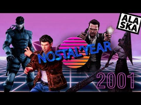 ЛУЧШИЕ ИГРЫ 2001 ГОДА [Nostal'year]
