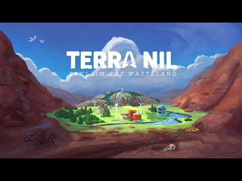 【新作】《Terra Nil》逆向城市建設遊戲 將荒蕪星球變為綠意盎然之地