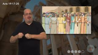 Acts 19:1-20 – Passage w Intro & More Info
