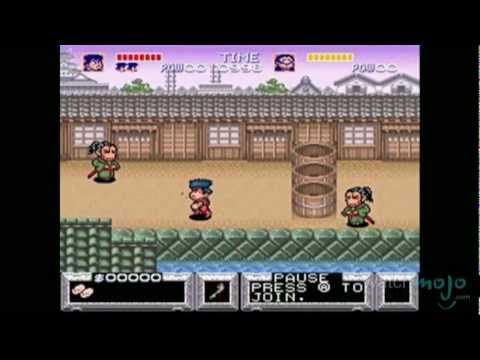 Video Game Classics: The Legend of the Mystical Ninja