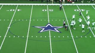 Game 11 - 2017 - Lake Dallas Falcons vs Frisco Reedy Lions