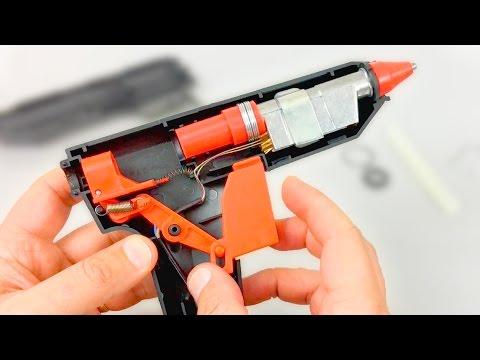 Que Hay Dentro De Una Pistola De Silicona Caliente