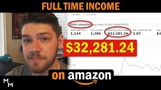 How I Make $30,000/Month on Amazon with No Experience!