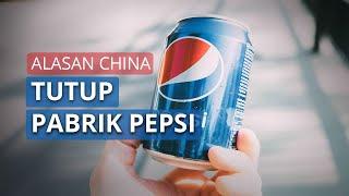 Alasan China Tutup Pabrik Pepsi di Beijing, Diduga Terkait Munculnya Klaster Baru Corona