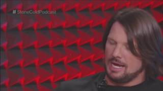 AJ Styles: Stone Cold Podcast (Full)