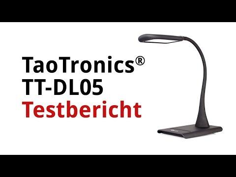 TaoTronics® TT-DL05 9W - LED Schreibtischlampe im Test