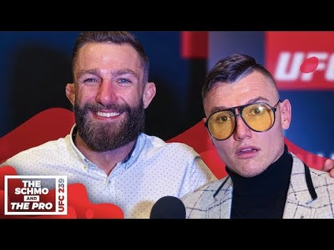 """Michael Chiesa: """"Don't Ever Talk About My Mom"""""""