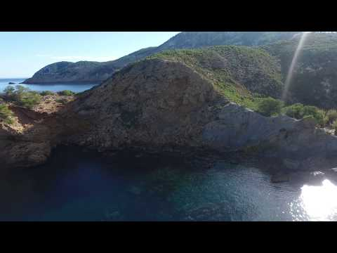 IBIZA   Port de Ses Caletes   Islas Baleares