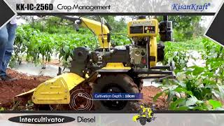 Power weeder for agriculture purpose