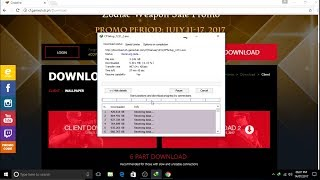 How to fix Crossfire PH Download Slow/Fastest way to download Crossfire PH (2018)