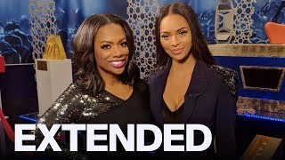 Kandi Burruss Opens Up About Her Rollercoaster Relationship With Tamar Braxton | EXTENDED