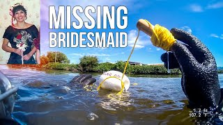 Searching For Missing Bridesmaid (We Found A Target)
