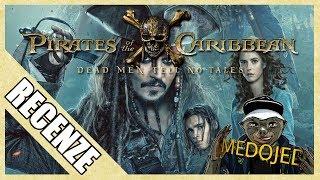 Recenze filmu: Piráti z Karibiku: Salazarova pomsta |žádný spoilery|