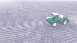 Gingerich Spring Spraying 2017