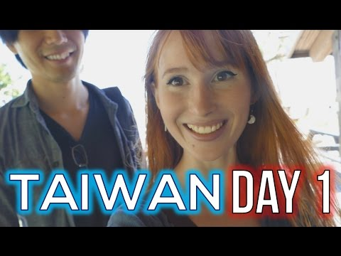 Taiwan vlog DAY 1 | So much food in Taitung